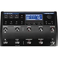 TC Helicon VoiceLive 2 with VLOOP | Floor-Based Vocal Guitar Processor