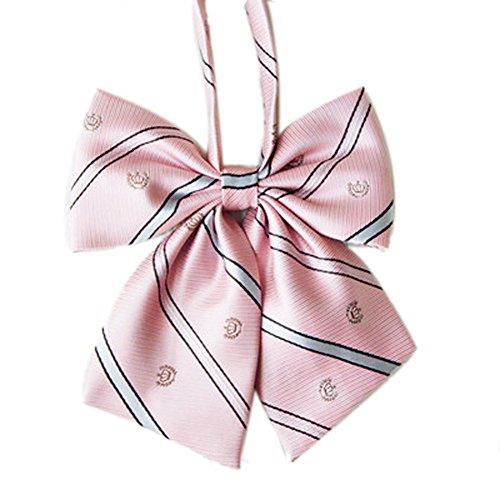 Women's Japanese Lolita Uniform Embroidery Handmade Bowties