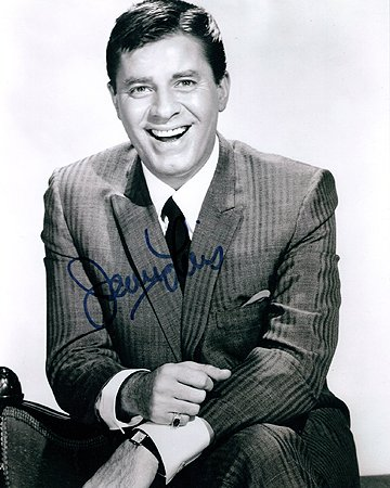 JERRY LEWIS 8x10 Male Celebrity Photo Signed In-Person from Iconographs