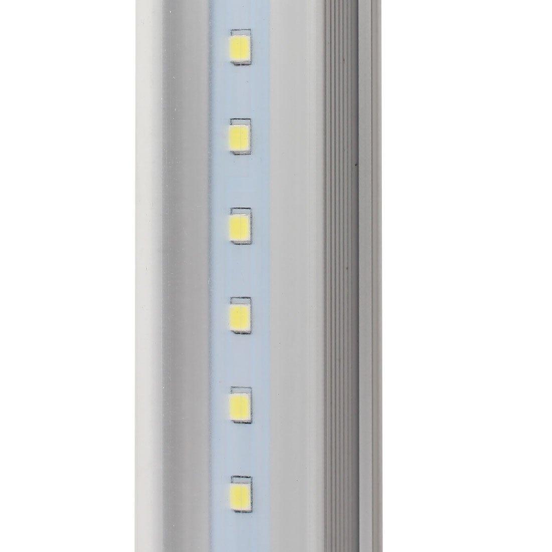 eDealMax CA 85-265V 9W T8 2835SMD LED integrada tubo de la lámpara de luz Blanca pura 60cm Longitud: Amazon.com: Industrial & Scientific