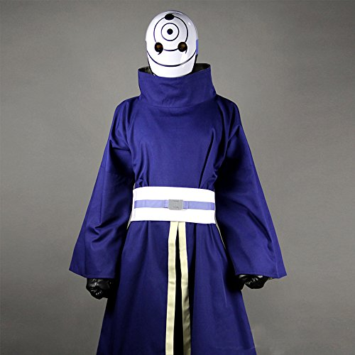 Cospl (Obito Uchiha Cosplay Costume)