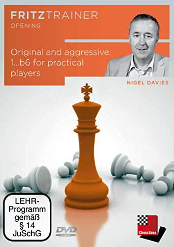 Original and Aggressive - 1.. b6 for Practical Players - Nigel Davies Chess Software
