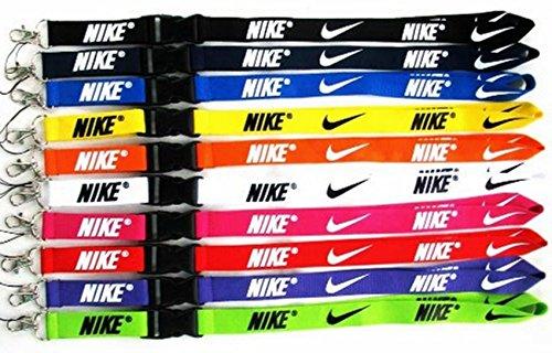 Nike Set Lanyard Keychain Holder