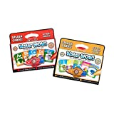 Melissa & Doug Water Wow Splash Cards Bundle - Alphabet and Numbers & Colors Best Gift Toy For Kids
