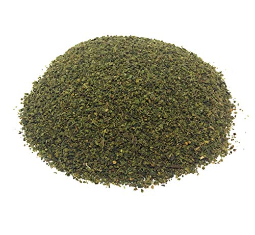 (Stinging Nettle Seeds - Treasure of Protein Source, crispy Snack from Germany , 0.7oz, The spicy-nutty-tasting nettle seeds are pure natural vital boosters!)