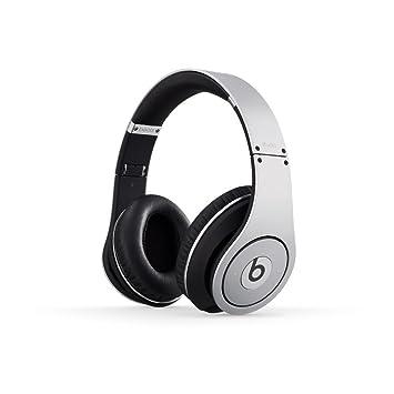 No Beats Studio - Auriculares de diadema inalámbricos, color plateado (Certificado Reformado): Amazon.es: Electrónica