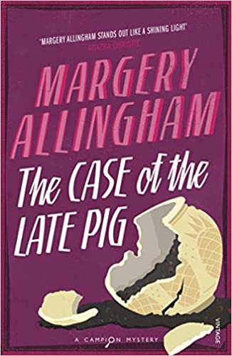 Image result for case of the late pig