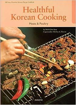 Book Healthful Korean Cooking
