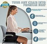 ComfiLife Gel Enhanced Seat Cushion - Non-Slip