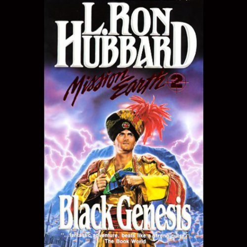 Black Genesis by L. Ron Hubbard