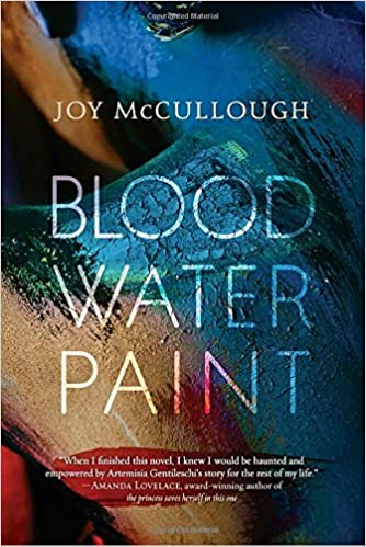 Image result for blood water paint book