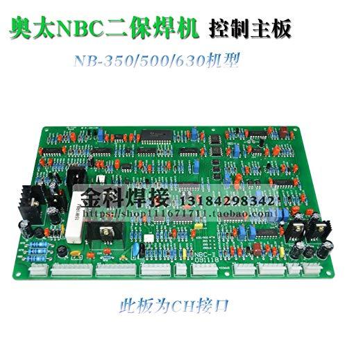Lysee Inverter NBC-350/500 two-way welding machine control board/gas-shielded welding machine circuit board/circuit board/motherboard - (Color: 350-CH)