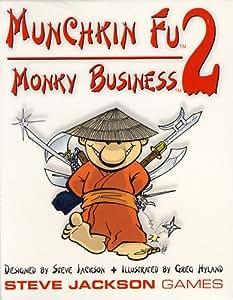 Munchkin Fu 2 Monkey Business