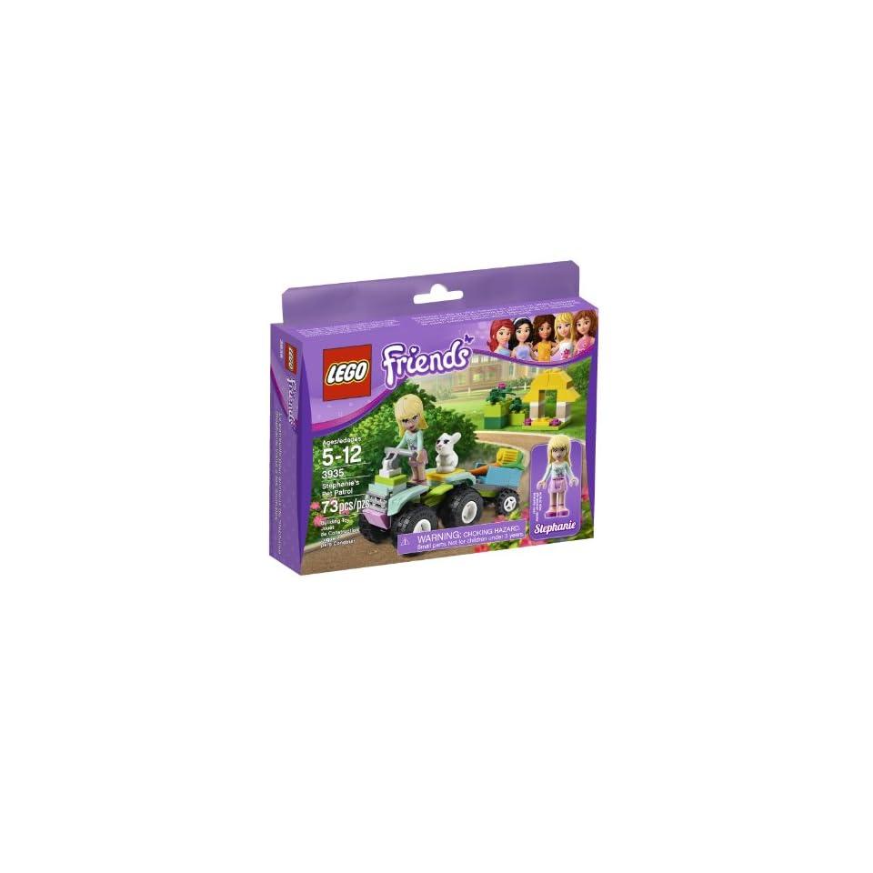 LEGO Friends Stephanies Pet Patrol 3935