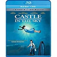 Castle in the Sky (Bluray /DVD Combo) [Blu-ray]