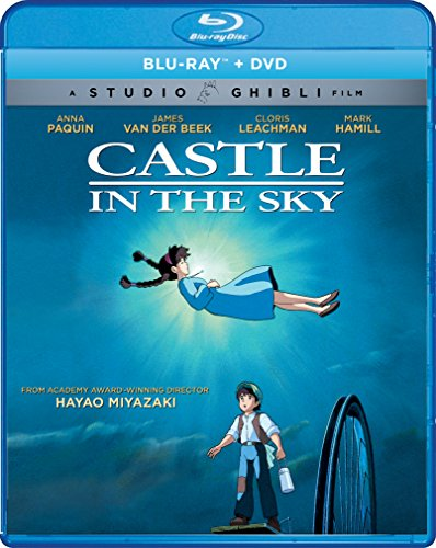 - Castle in the Sky (Bluray/DVD Combo) [Blu-ray]