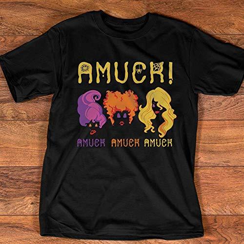 Amuck Amuck Amuck Hocus Pocus Sanderson Sister Squad Goals Halloween Customized Handmade T-Shirt Hoodie_Long Sleeve_Tank Top_Sweatshirt