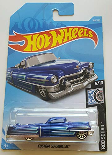 Hot Wheels 2019 Mainline Rod Squad: Custom