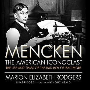 Mencken Audiobook