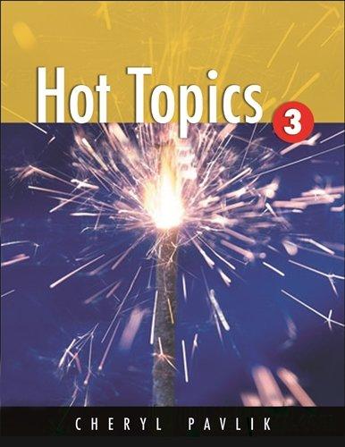 Audio Tape for Hot Topics 3