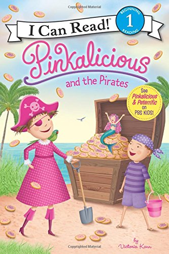 Pinkalicious and the Pirates (I Can Read Level 1) pdf