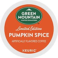 Green Mountain Pumpkin Coffee