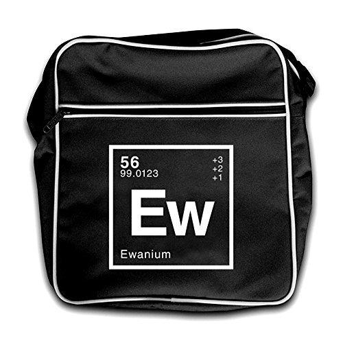 Black Periodic Red Dressdown Bag Flight Element Ewan Retro Pq06aS