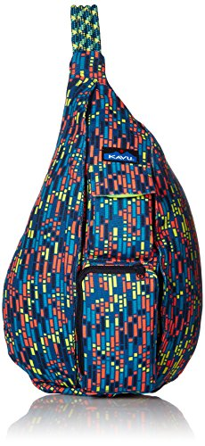 KAVU Adult Rope Bag, Electric Raisin, One Size