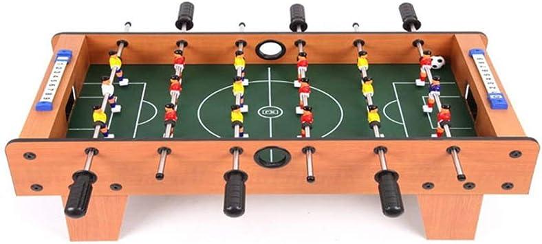 Juegos de mesa y accesorios Futbolín De Mesa Juegos De Tamaño Mini - Diversión Portátil Futbolín Fútbol Tableros De Fútbol - Fútbol Recreativo Mano For Salas De Juego Salas De Juego De