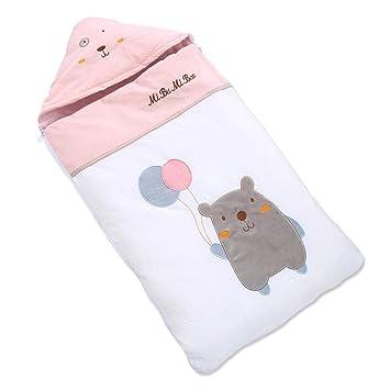 Saco de dormir del bebé Saco de dormir para bebés 100% algodón de dibujos animados ...