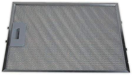 DOJA Industrial | Filtro metalico Campana Compatible con TEKA 70 cm | TEKA 1 Pieza de 322x344 mm DBB: Amazon.es: Hogar
