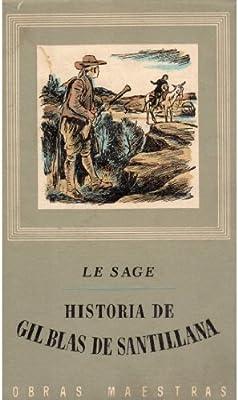 251. HISTORIA DE GIL BLAS DE SANTILLANA LITERATURA-OBRAS MAESTRAS ...