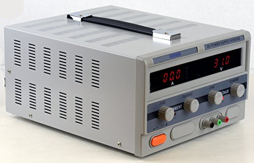 Tekpower Hy3010e Variable Regulated Dc Power Supply 0 30