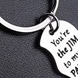 2Pcs Office TV Show Merchandise Keychain You are