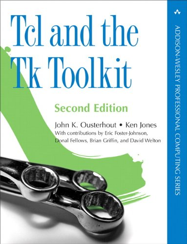 Download Tcl and the Tk Toolkit (2nd Edition) Pdf