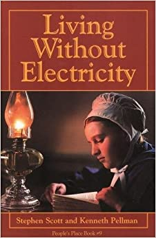living with add book. living without electricity (people\u0027s place book no. 9) with add v