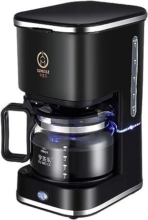 LNNZPL Filtro de café de la máquina, programable Americana Mini ...