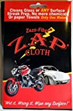 Zap Cloths the Ultimate Window Cleaner (Pack of 5)