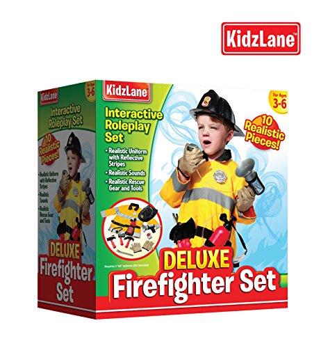 Pretend Play Firefighter Set by Kidzlane (Image #3)