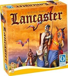 Lancaster Multi Language Board Game
