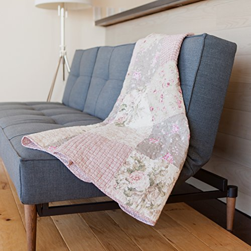 Garden Cotton Quilt Fabric - 5