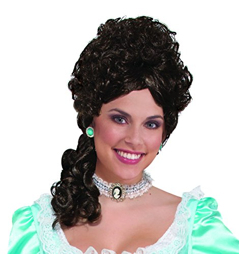 Forum Novelties Adult Colonial Lady Belle Wig, Blonde]()