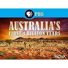 NOVA: Australia's First 4 Billion Years Season 1