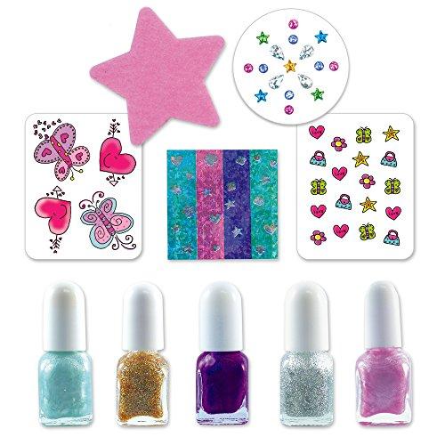 Galt Toys Nail Art Kit 1003286 B002czpr2w Activity Packs Nail Polish
