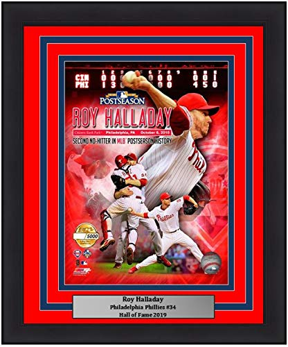 Phillies Roy Halladay No-Hitter 8