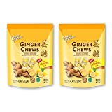 Prince of Peace Ginger Lemon Chews, 4.4oz (Pack of 2) For Sale