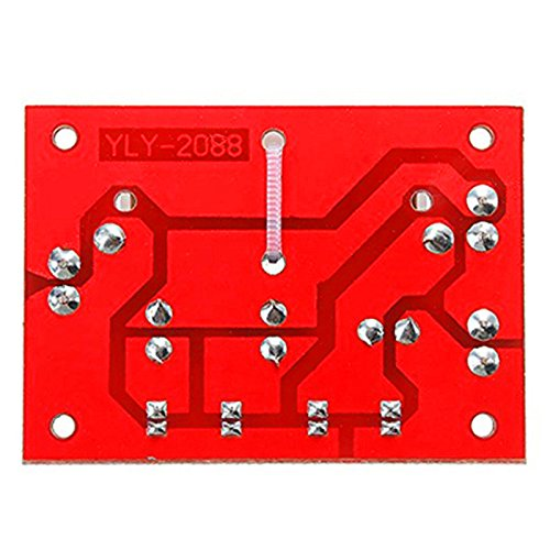 YLY-2088 400W Adjustable 2 Way Crossover Filters 2 Unit Audio Speaker Frequency Divider Full Range Treble Bass - Arduino Compatible SCM & DIY Kits by Davitu Module Board (Image #3)