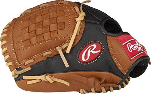 (Rawlings Prodigy Youth Baseball Glove, Right Hand, Basket-Web, 11-Inch)