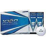 DUNLOP(ダンロップ) ゴルフボール XXIO ゼクシオ イレブン ゴルフボール 1ダース(12個入り) ホワイト