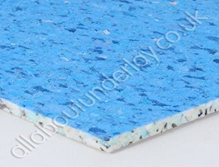 15m2 Tredaire Dreamwalk 11mm Pu Foam Carpet Underlay Amazon Co Uk Kitchen Home